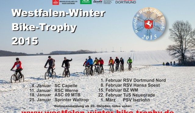 Westfalen-Winterbike-Trophy 2015