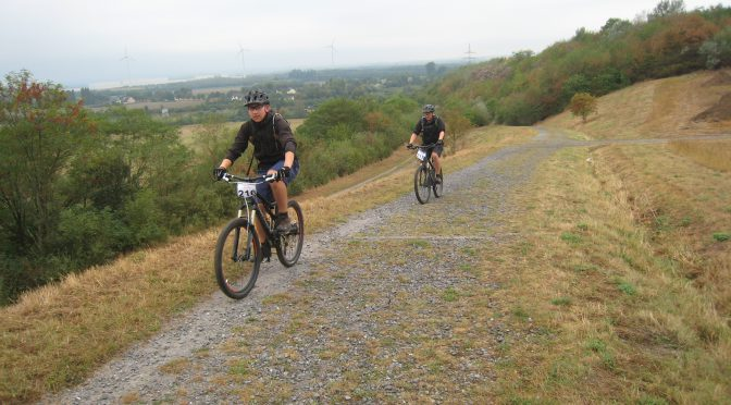 Mountainbike Jugendtraining