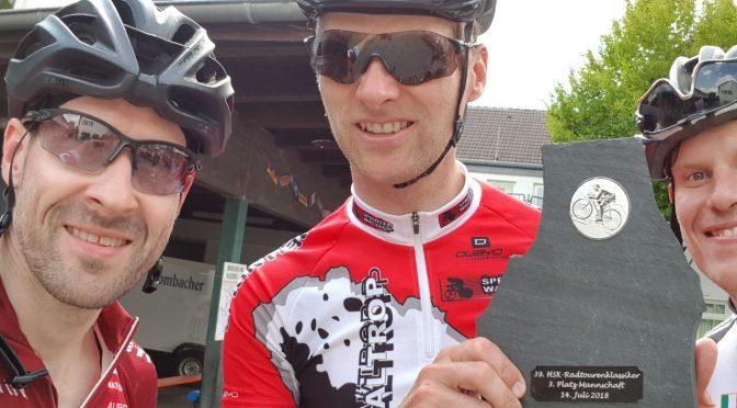 RC Sprinter beim Hochsauerland Radtourenklassiker