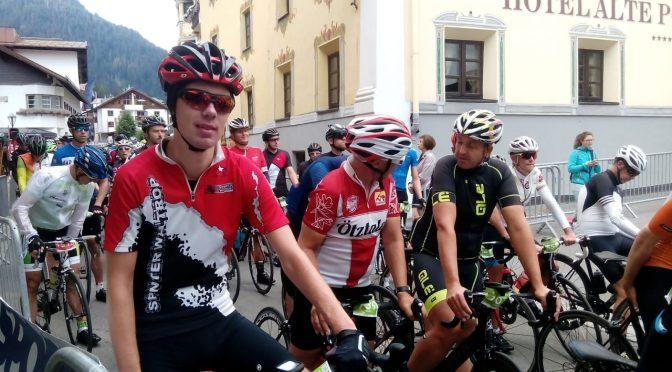Sprinter erfolgreich beim Arlberg Giro
