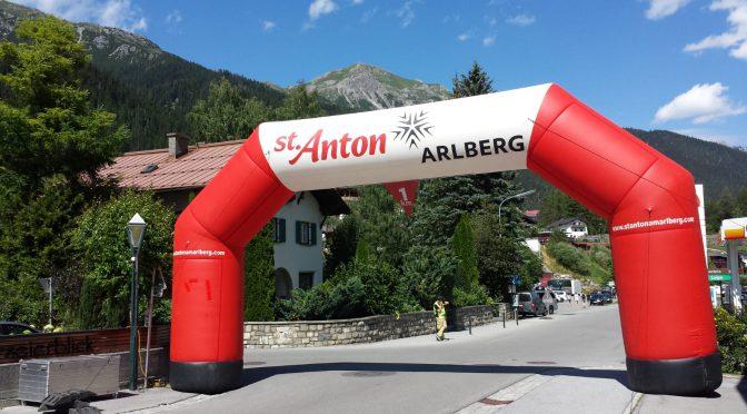 Sprinter erfolgreich bei der 9. Austragung des Arlberg Giros in Österreich