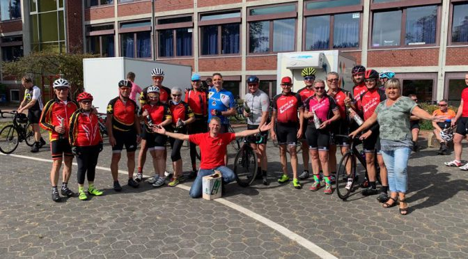 539 Teilnehmer auf der Münsterland-RTF