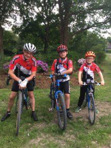 Jugendradsporttraining mit Achim