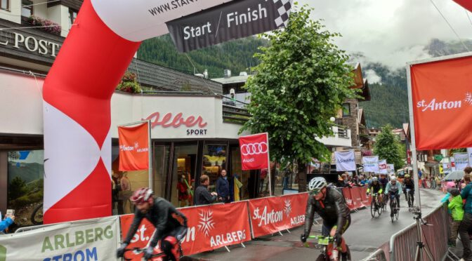 RC Sprinter Waltrop mit Top 100 Platzierung bei Jubiläumsausgabe des Arlberg Giro 2021